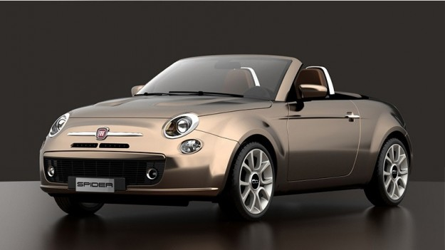 fiat 124 spider quelques indiscr tions le mag auto. Black Bedroom Furniture Sets. Home Design Ideas