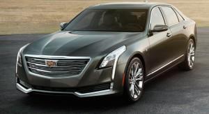 Salon de New York  la Cadillac CT6 se découvre