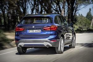 Déjà un prix pour le nouveau BMW X1