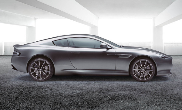 Aston Martin Bond Edition, la DB9 GT signée 007