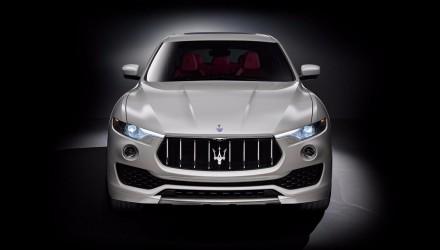 Maserati SUV Levante, date de sortie