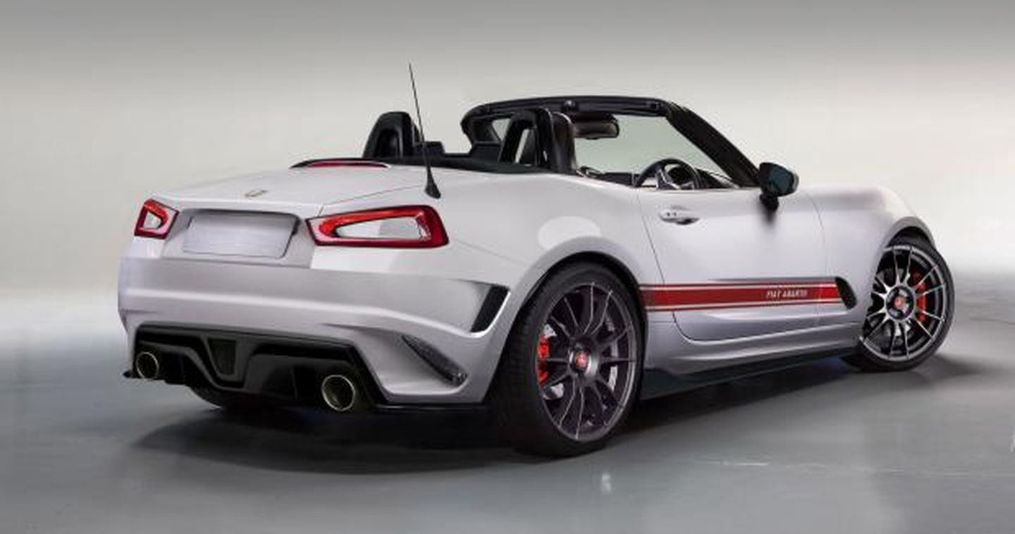 gen ve 2016 abarth 124 spider date de sortie le mag auto prestige. Black Bedroom Furniture Sets. Home Design Ideas
