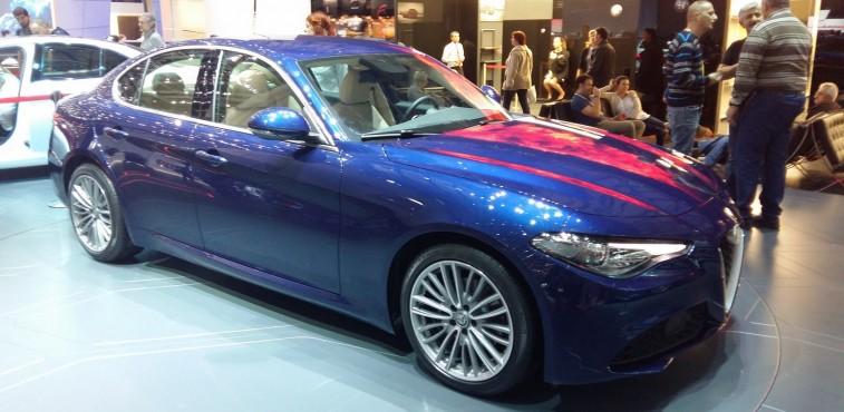 Alfa Roméo Giulia
