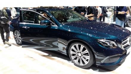 Mercedes Classe E new