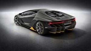 Lamborghini Centenario Perfection...et rareté
