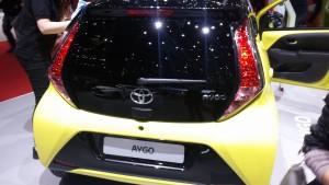 Toyota Aygo 2