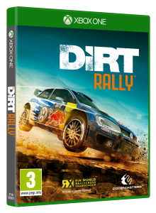 Dirt Rally Xbox One concours
