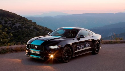 Ford Mustang, Tour de France, Team Sky