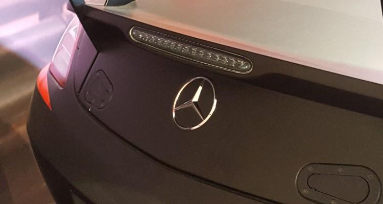 Mercedes hypercar AMG R50
