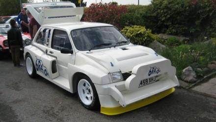 MG Metro 6R4 McRae