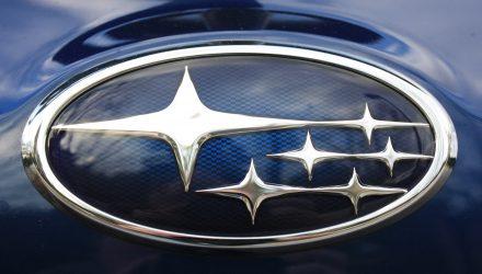 Le SUV par Subaru