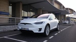 Le SUV Model X est chez Blooweels !