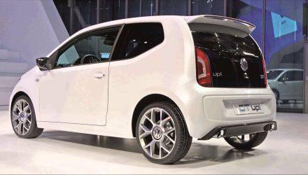 La Volkswagen Up! Gti présentée à Worthersee