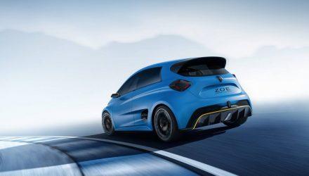 Renault Zoe RS : le fantasme devient réel...