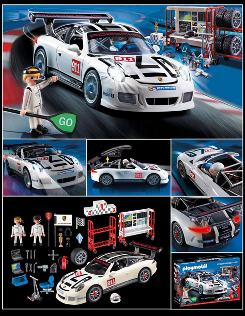 une nouvelle porsche chez playmobil le mag auto prestige. Black Bedroom Furniture Sets. Home Design Ideas
