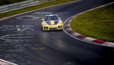 Porsche 911 GT2 RS (2017) crédit : Porsche