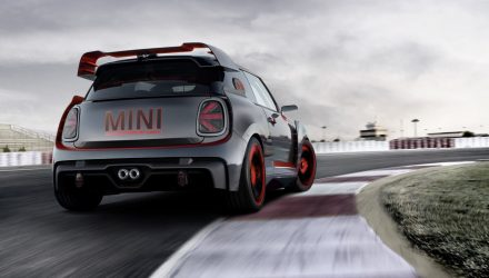 Mini John Cooper Works GP Concept Francfort 2017