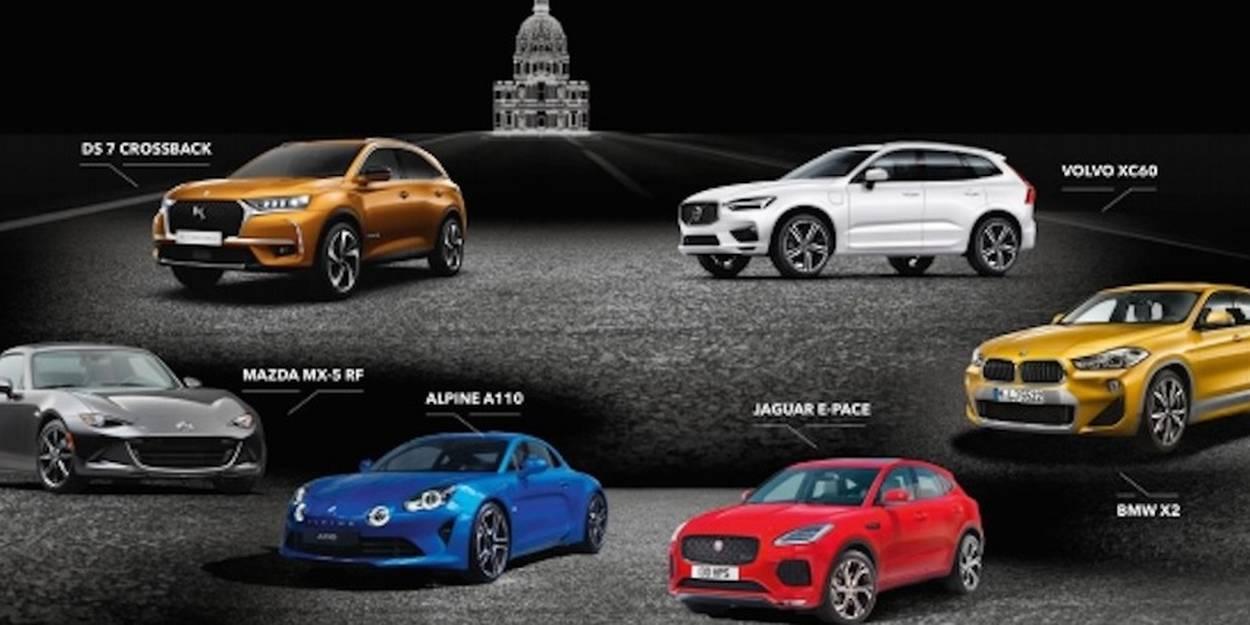 le jaguar e pace ne sera pas la plus belle voiture de l 39 ann e 2017 le mag auto prestige. Black Bedroom Furniture Sets. Home Design Ideas