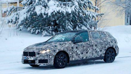 BMW Série 1 F40 2019 crédit : autoevolution.com