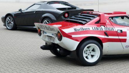 La Lancia Stratos bientôt de retour et présentée au salon de Genève !