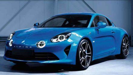 Al Salone di Ginevra vedremo la Renault Alpine A110 crédit : Automobile Italia
