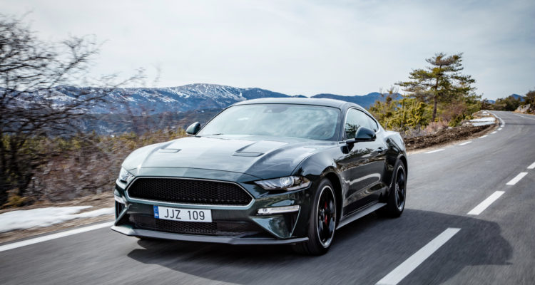 ford la nouvelle mustang bullitt commercialis e en europe le mag auto prestige. Black Bedroom Furniture Sets. Home Design Ideas