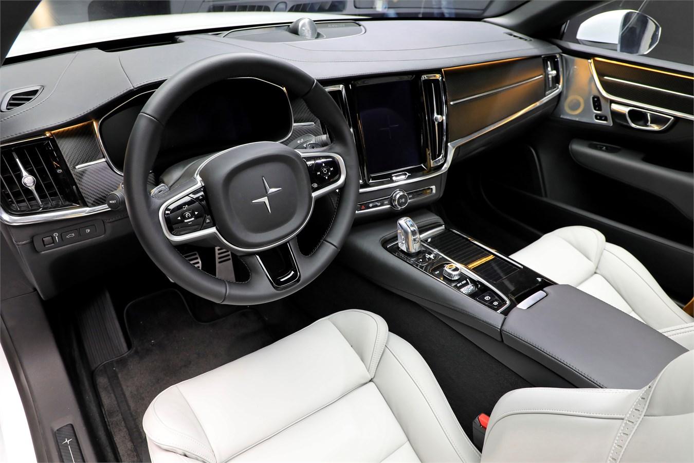 polestar 1 l 39 hybride premium su doise en pr commande. Black Bedroom Furniture Sets. Home Design Ideas