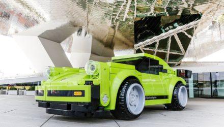 Lego annonce sa présence au Mondial de l'Auto 2018 !