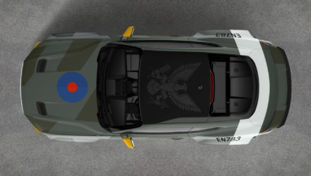Ford Mustang GT Eagle Squadron : 700 ch et un hommage à la Royal Air Force