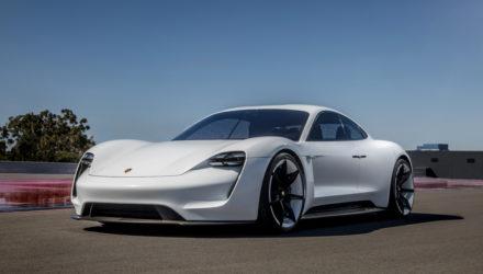 crédit : Porsche AG