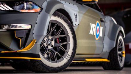 Ford Mustang GT : un modèle unique pour les 100 ans de la Royal Air Force
