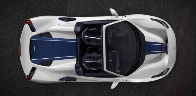 Ferrari dévoilera la 488 Pista Spider au Mondial de l'Auto 2018 !