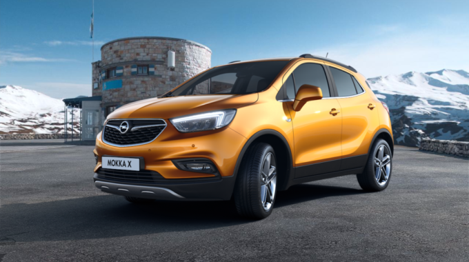 opel mokka x le suv homog ne et quilibr le mag auto prestige. Black Bedroom Furniture Sets. Home Design Ideas