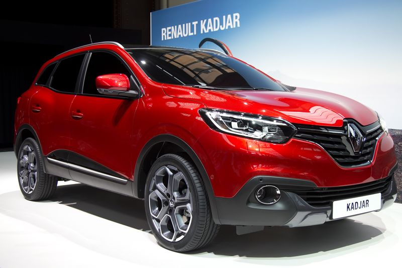 kadjar le nouveau suv made in france par renault le mag auto prestige. Black Bedroom Furniture Sets. Home Design Ideas