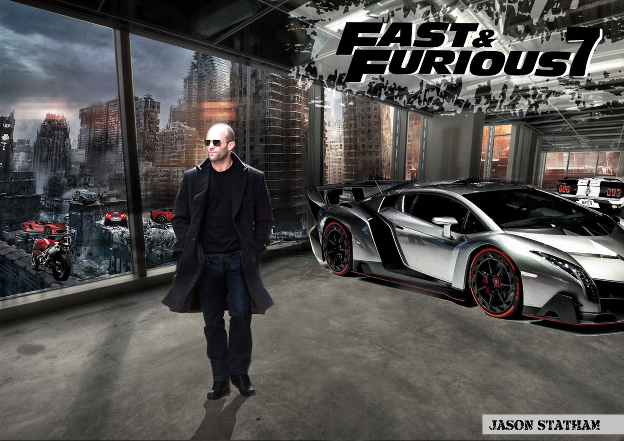 fast and furious 7 - HD1280×905