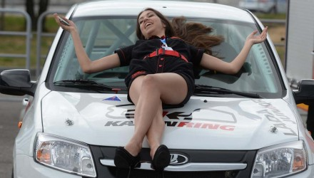 Lada Granta France Dacia