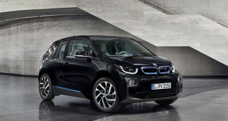 Meilleure autonomie pour la nouvelle BMW i3