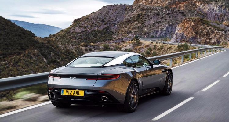 Nouvelle Aston Martin DB11
