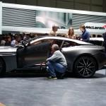 Aston Martin DB11, Genève 2016