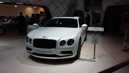 Bentley Flying Spur V8S