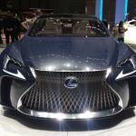 Stand Lexus, salon de Genève