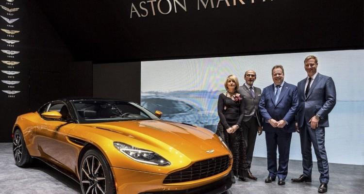 Aston Martin et Richard Mille main dans la main