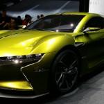 DS E-Tense, le concept car électrique