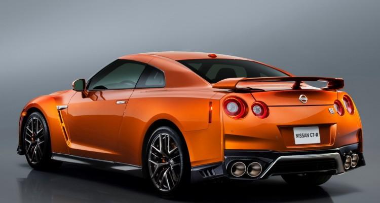 Nouvelle Nissan GTR