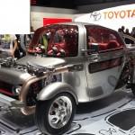 Toyota Kikai hybrid