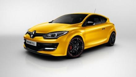 Nouvelle Renault Megane RS