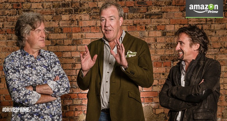 Top Gear new gen face à The Grand Tour avec Jeremy Clarkson