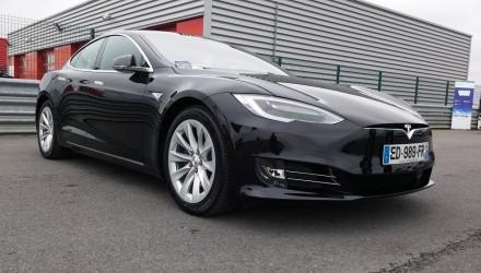 Nouvelle Tesla Model S