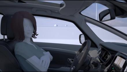 Renault voiture autonome