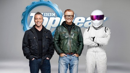 Top Gear Uk